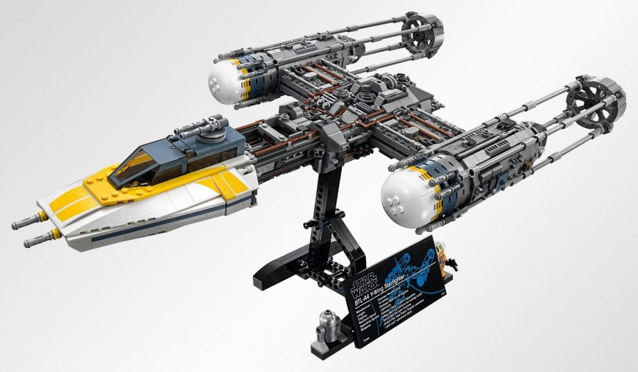 Y Wing Flies Back Into The Lego Star Wars Ultimate