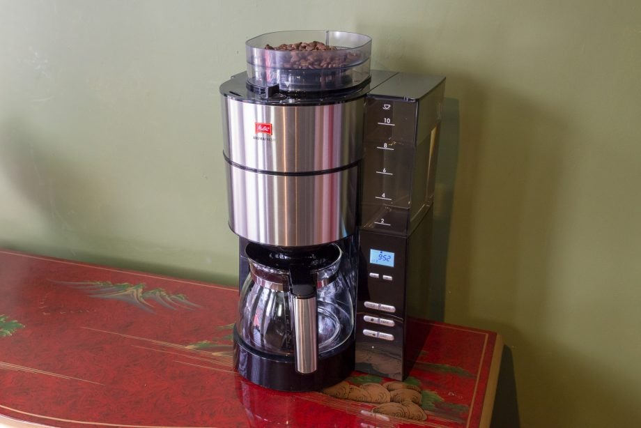 Melitta Aromafresh Grind And Brew Review Trusted Reviews