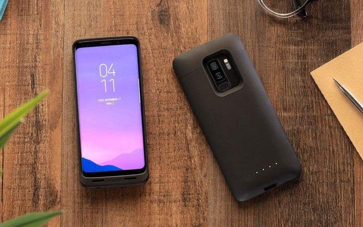 newest collection fcc00 748cf Own a Samsung Galaxy S9? This Mophie Juice Pack might tempt you