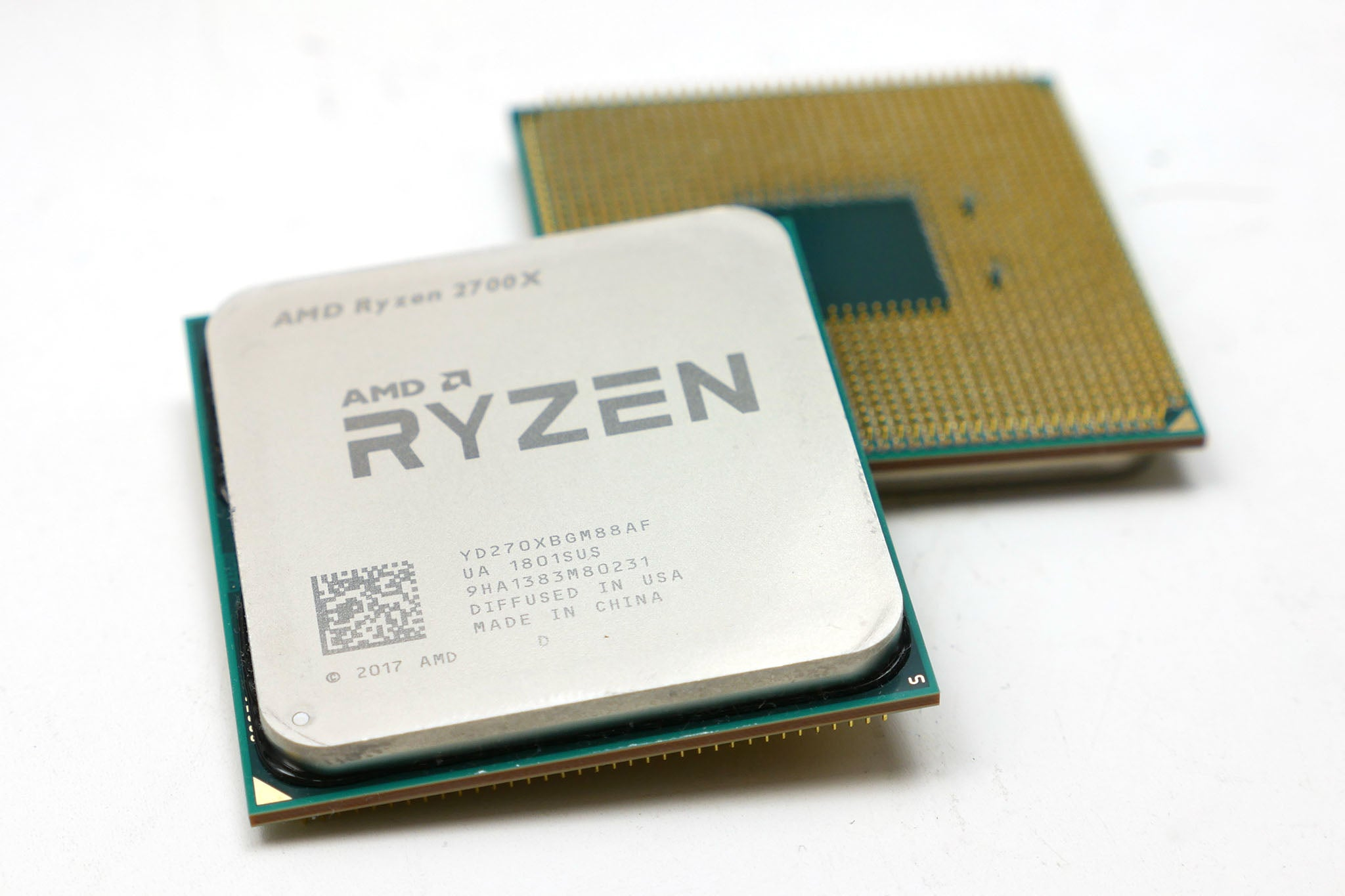 AMD Ryzen 7 2700X – Ryzen 7 2700X – Performance and Verdict