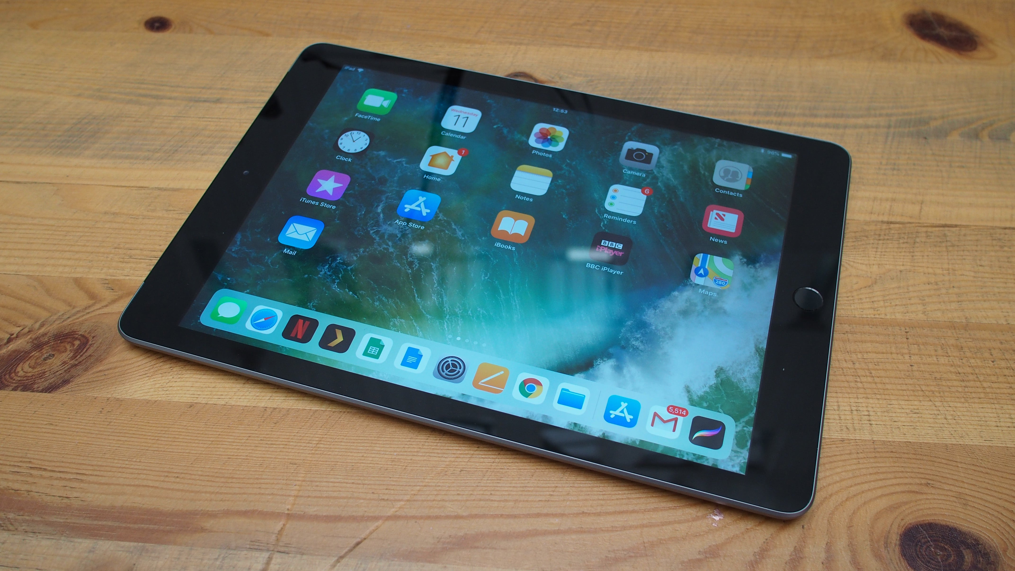 Ipad 2018 9 7 Inch Review Trusted Reviews