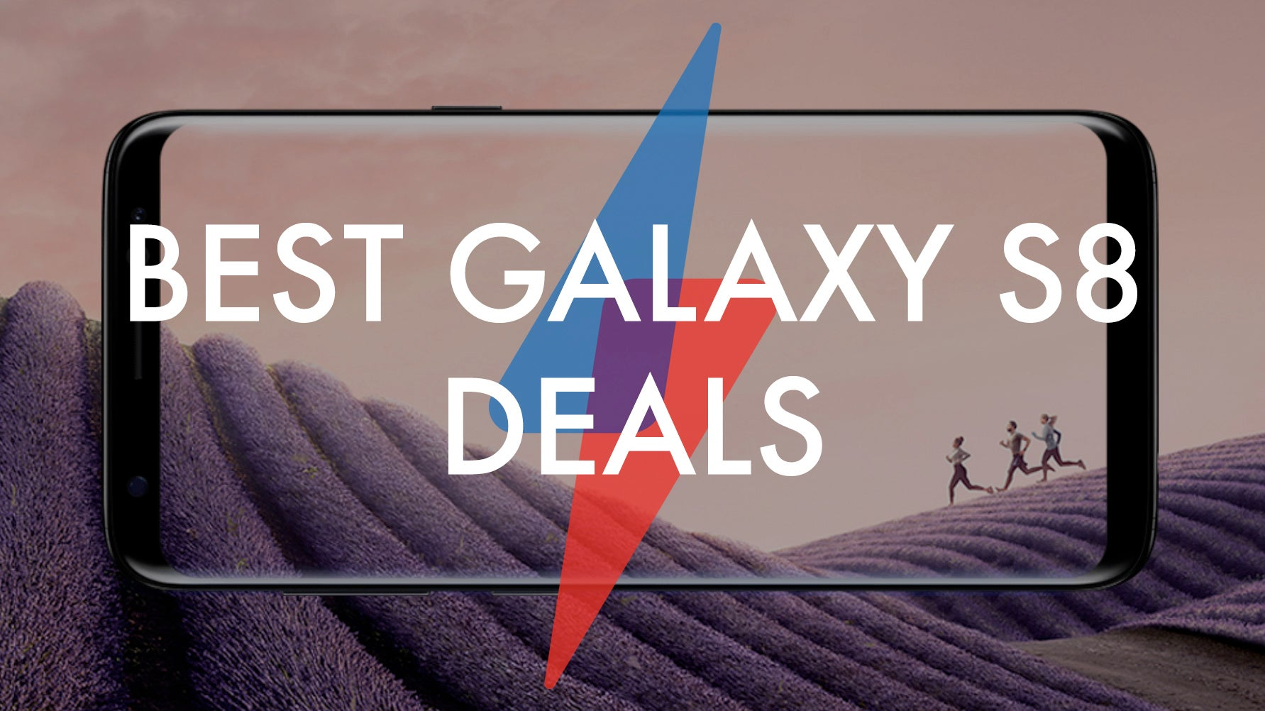 This phenomenal Galaxy 8 deal gets you a free phone with 10GB of data | Trusted Reviews
