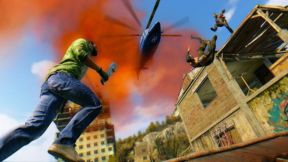 Dying Light: Bad Blood Preview   Trusted Reviews