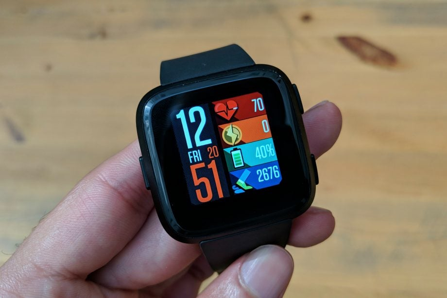 Fitbit Versa review: Better than the Ionic? | Trusted Reviews