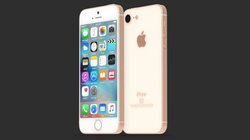 Apple Iphone Se A