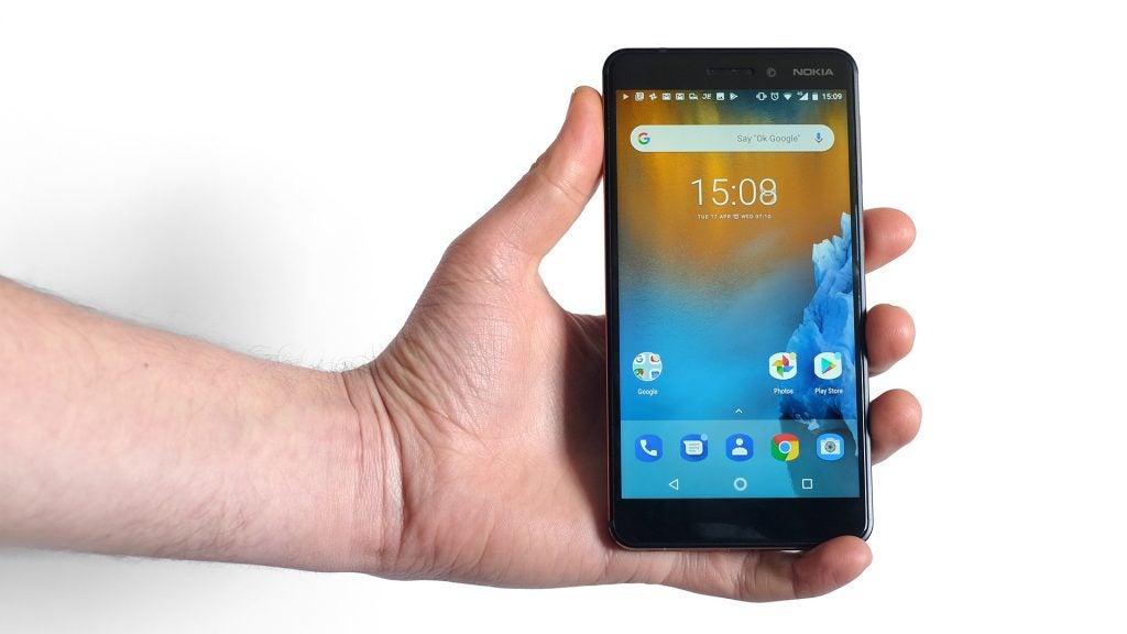 nokia 6 2018 review trusted reviews rh trustedreviews com Windows 4.0 Mobile Windows 10 Mobile Device Center