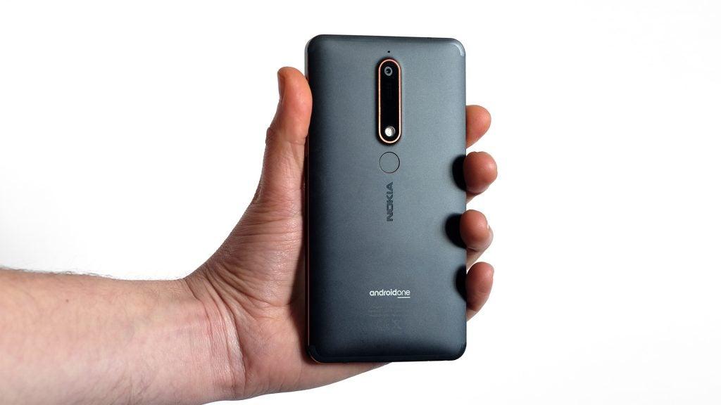 newest 337af 2e6ba Nokia 6 (2018) review   Trusted Reviews