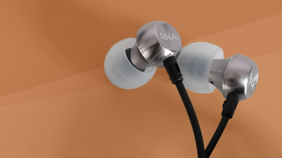 RHA MA390 Review: You probably won't find better earphones for just £20