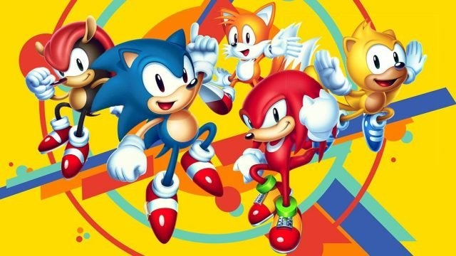 sonic mania plus gets a release date with adorable new trailer