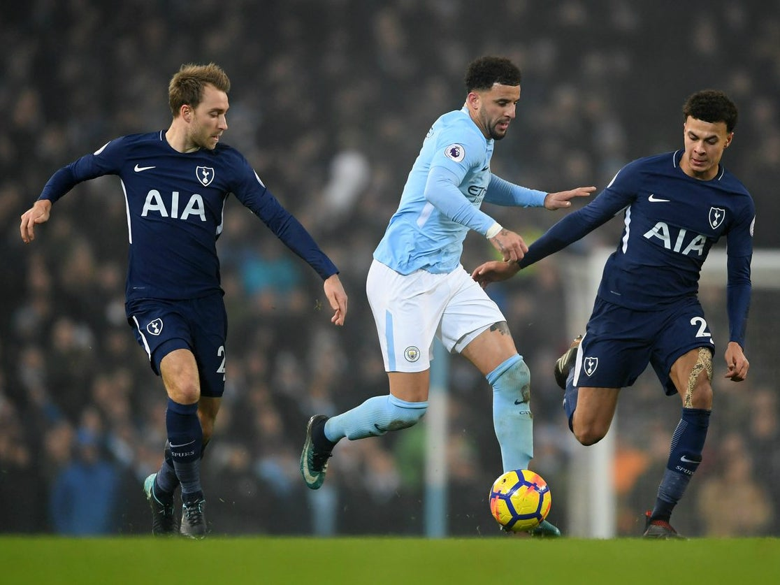 Tottenham Vs Man City Live Stream Watch The Premier