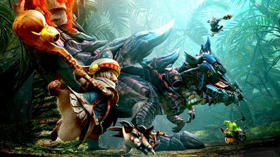 Monster hunter online release date europe
