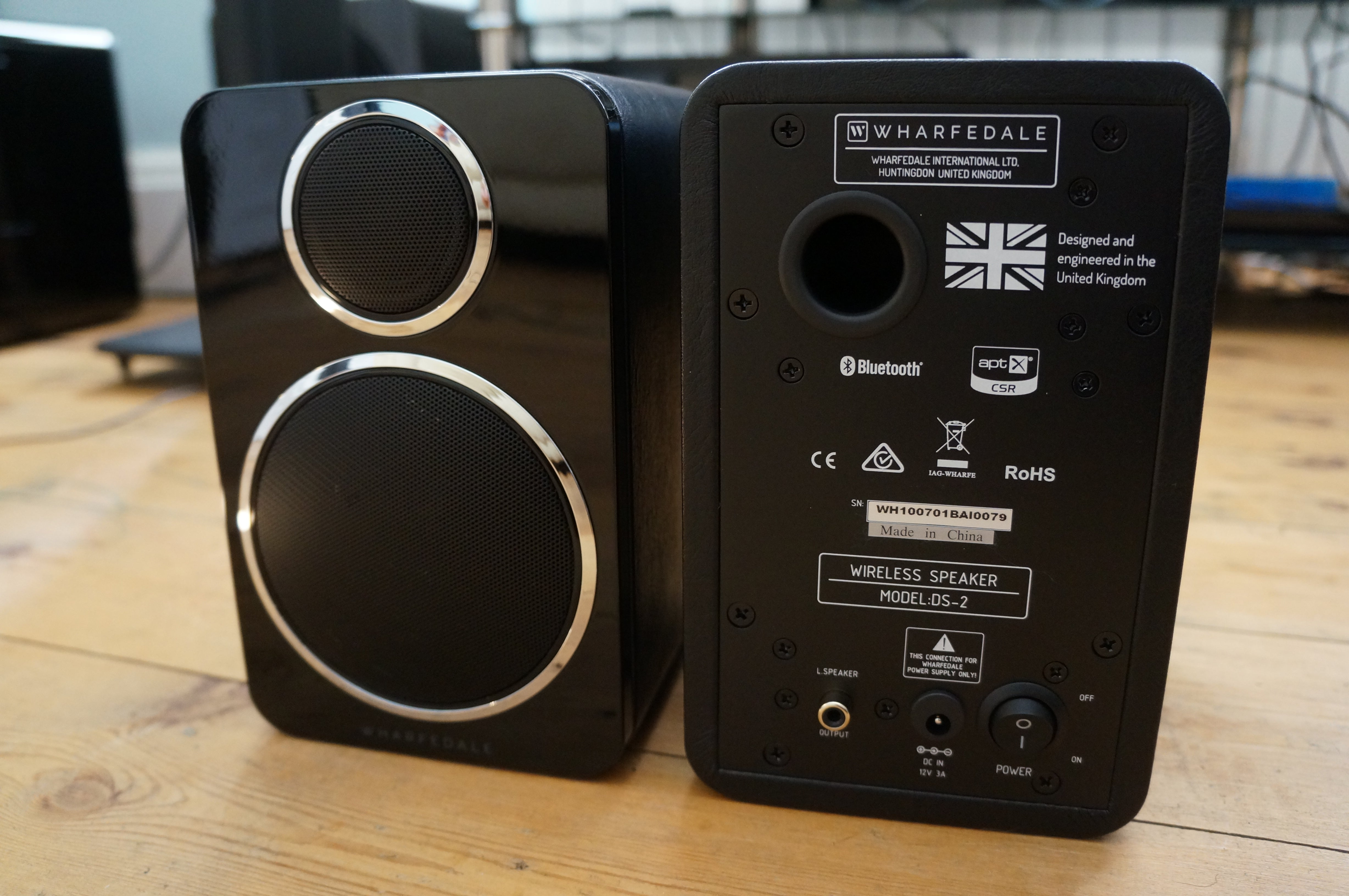 Wharfedale Ds 2 Review Trusted Reviews Diamond A1 Why Buy The