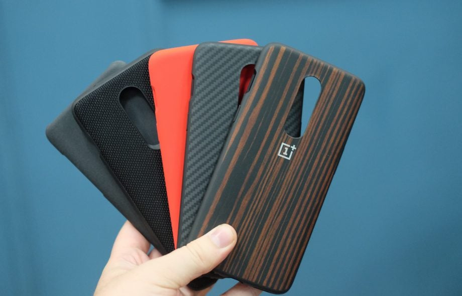 new product 8e5cc e6f6c OnePlus 6 cases: Which case is best? | Trusted Reviews