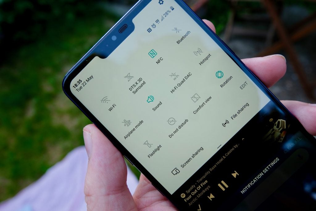 LG G7 – Performance and Software Review | Trusted Reviews
