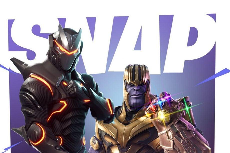 fortnite infinity war