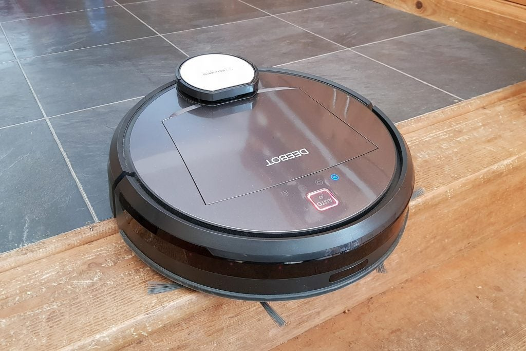 Ecovacs Deebot R95 Review Trusted Reviews