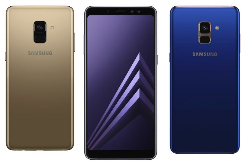 samsung galaxy a6 vs galaxy a8 what s the difference. Black Bedroom Furniture Sets. Home Design Ideas