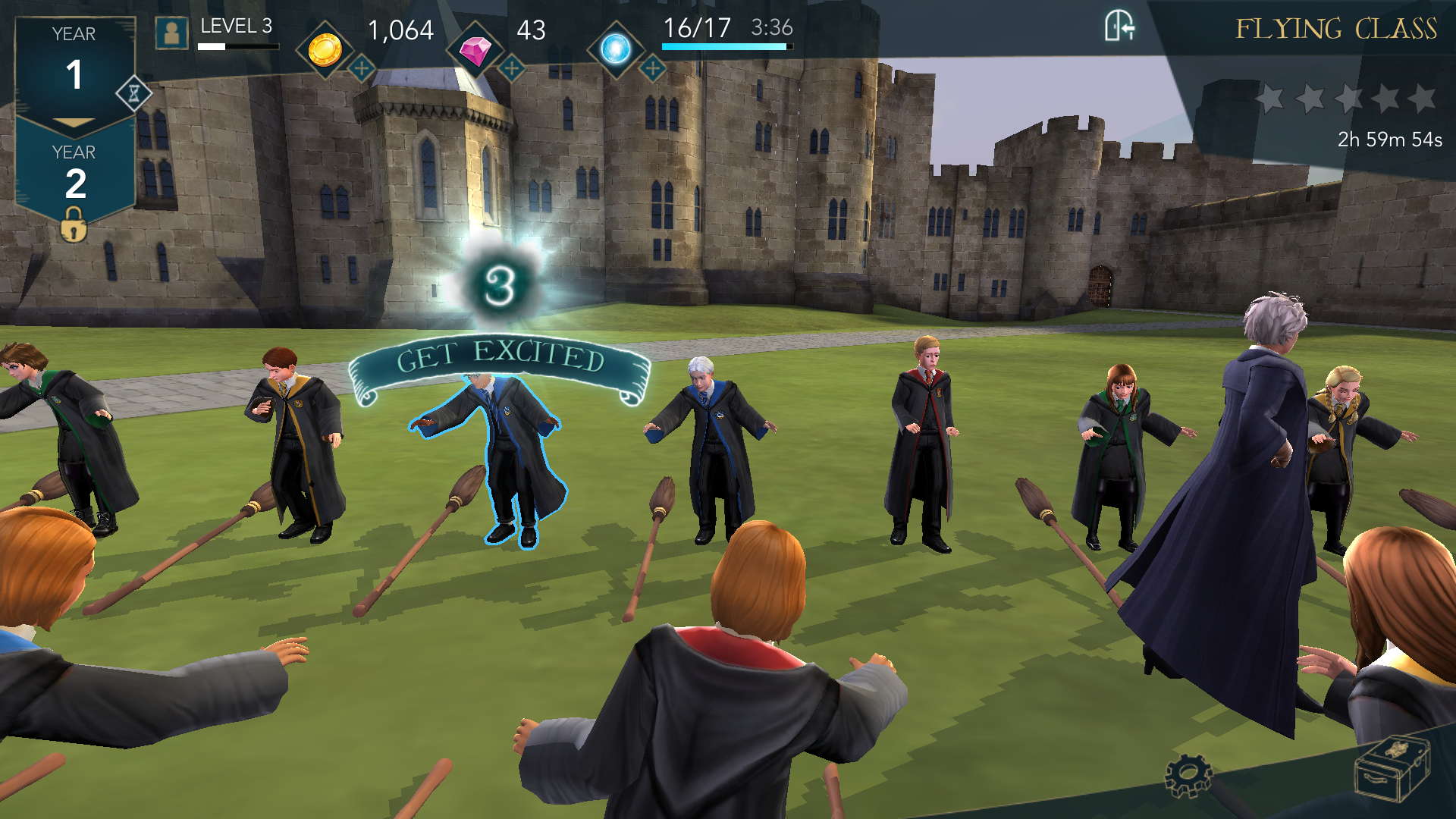 harry potter hogwarts mystery gameplay download