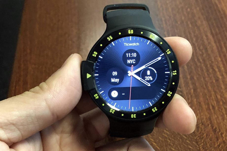 Mobvoi Ticwatch S Review | Trusted Reviews