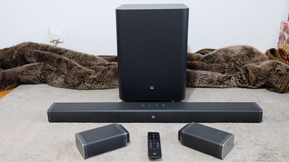 JBL BAR 2.0 ALL-IN-ONE Review: Stereo simplicity