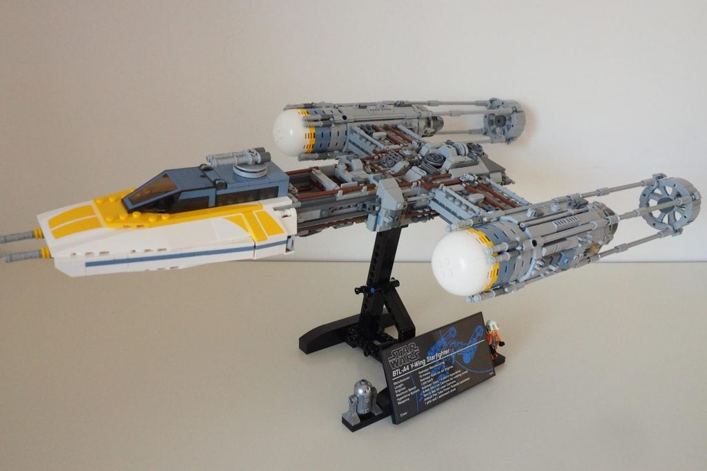 Lego Star Wars Ultimate Collector Series Y Wing Review The Best