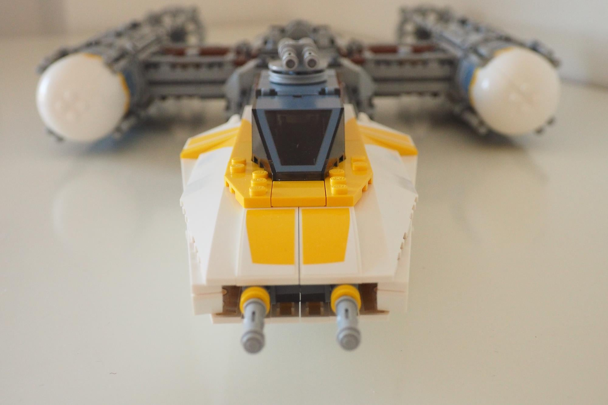 LEGO Star Wars Ultimate Collector Series Y-Wing review – the