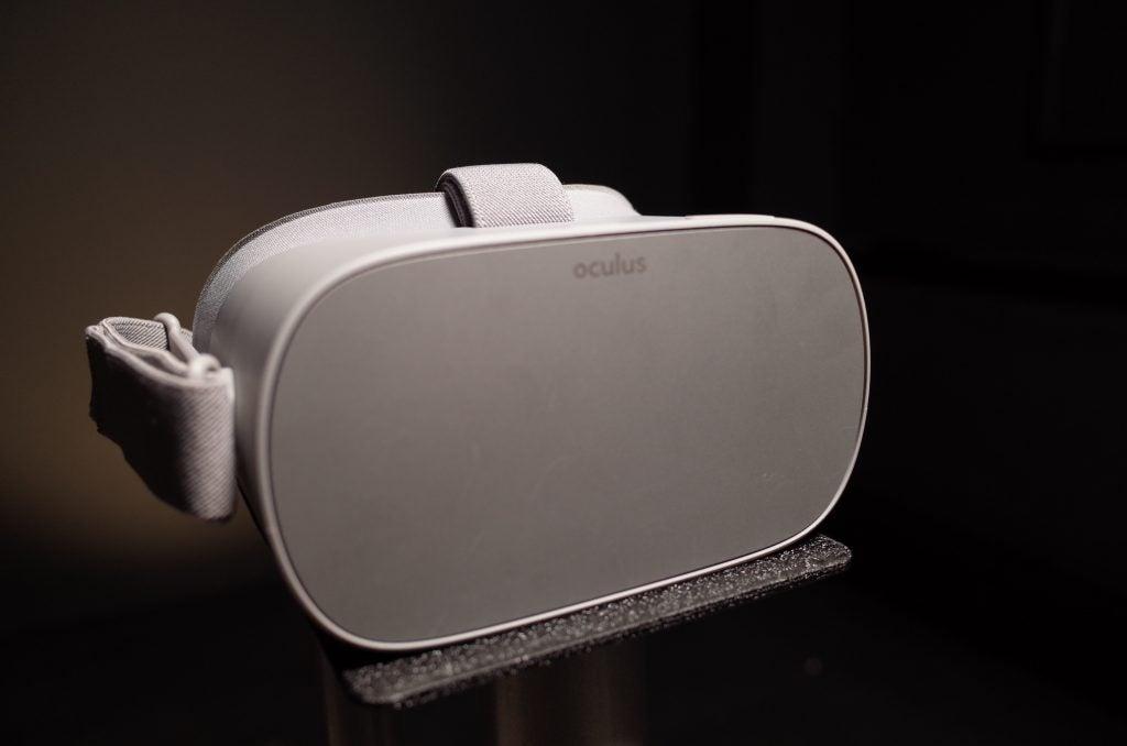 Best VR Headset: Oculus Go