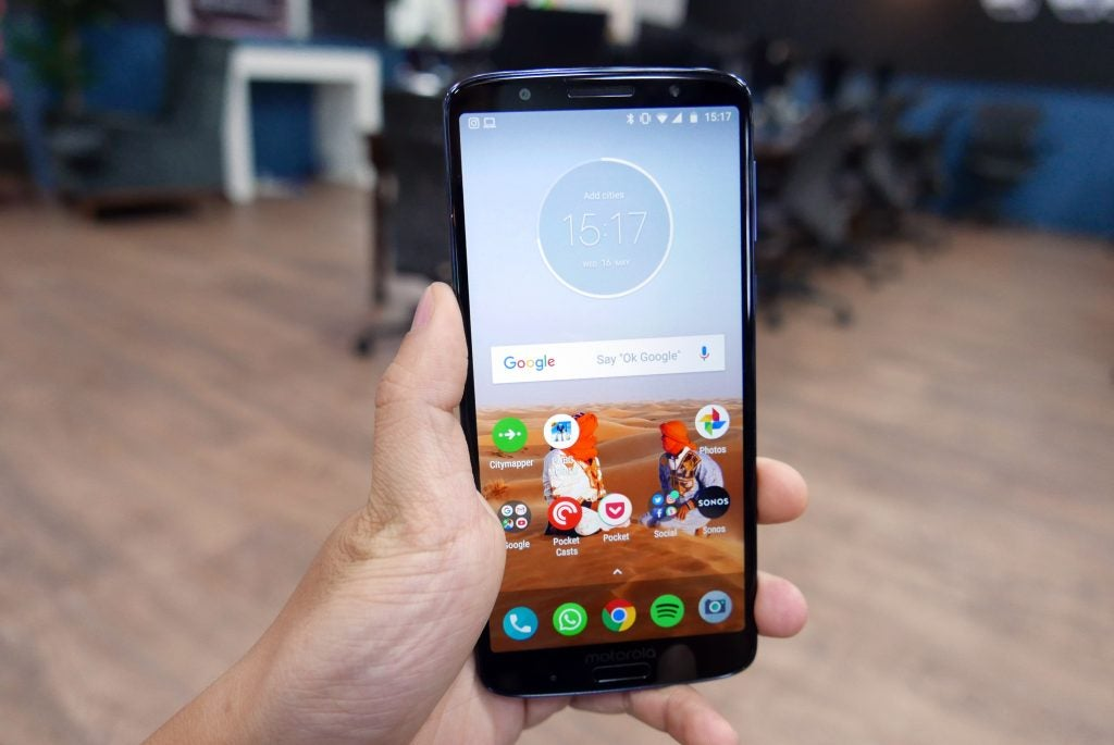 Moto G6 Plus Review More G6 To Love Trusted Reviews