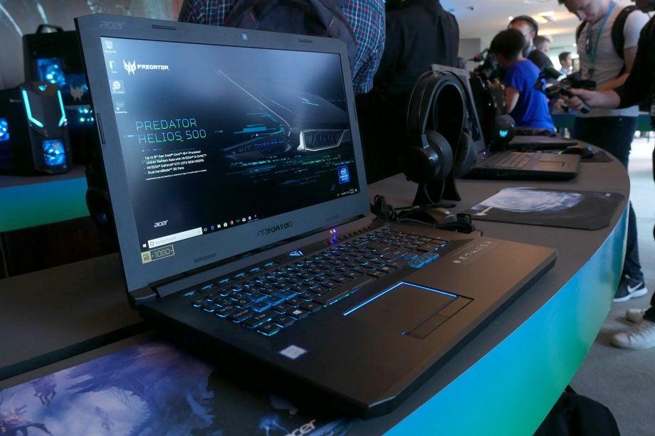 Acer Predator Helios 500 Review   Trusted Reviews