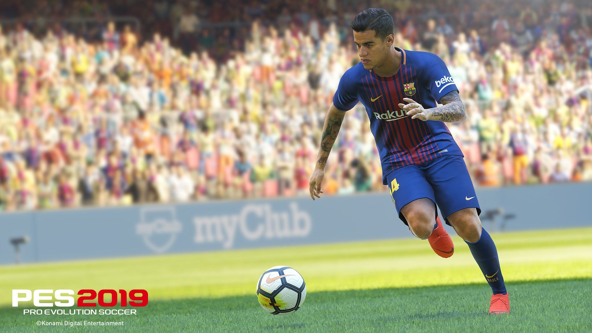 PES 2019 review | Trusted Reviews
