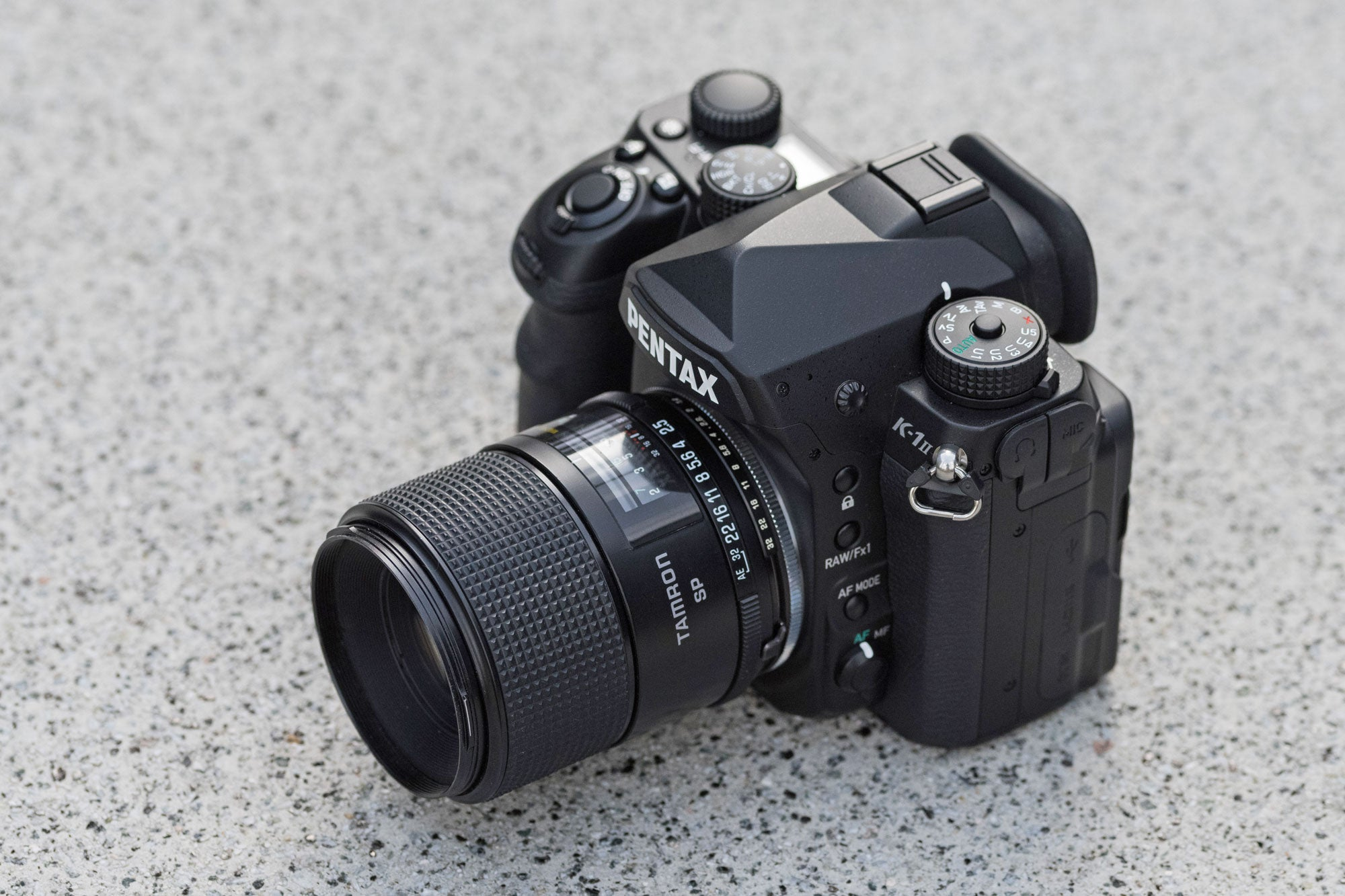 Pentax K-1 II Review | Trusted Reviews