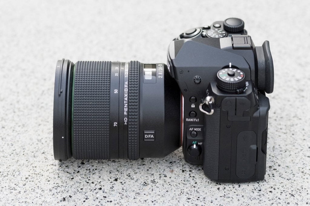 Pentax K 1 Ii Review Trusted Reviews