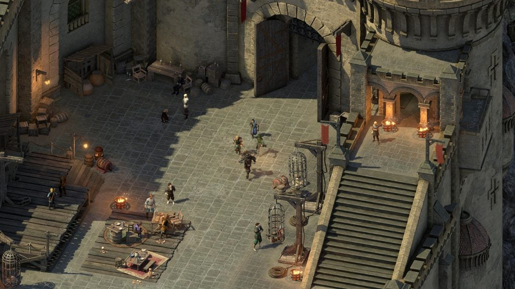 Pillars Of Eternity 2 Deadfire Review Trusted Reviews