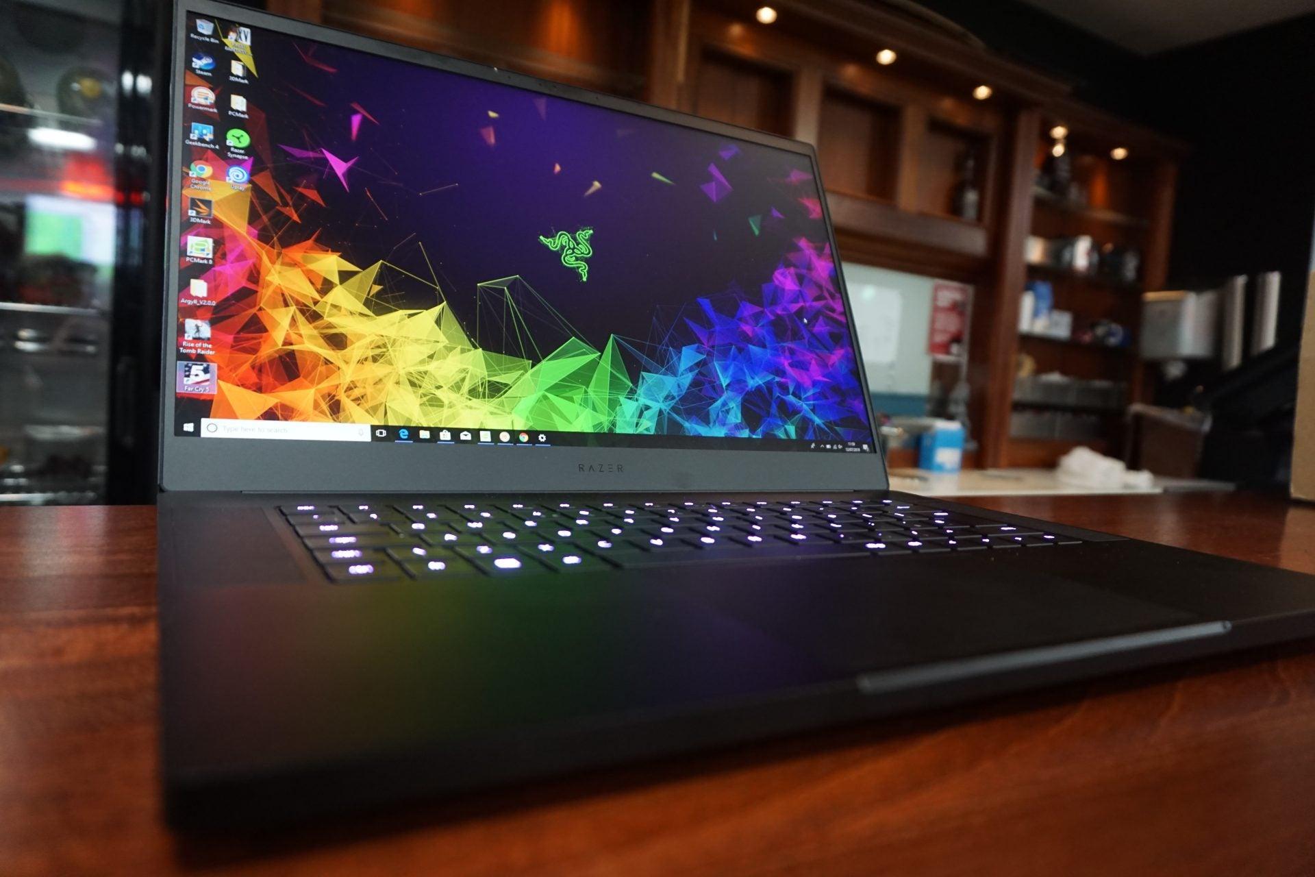 Blade 2018 laptop razor