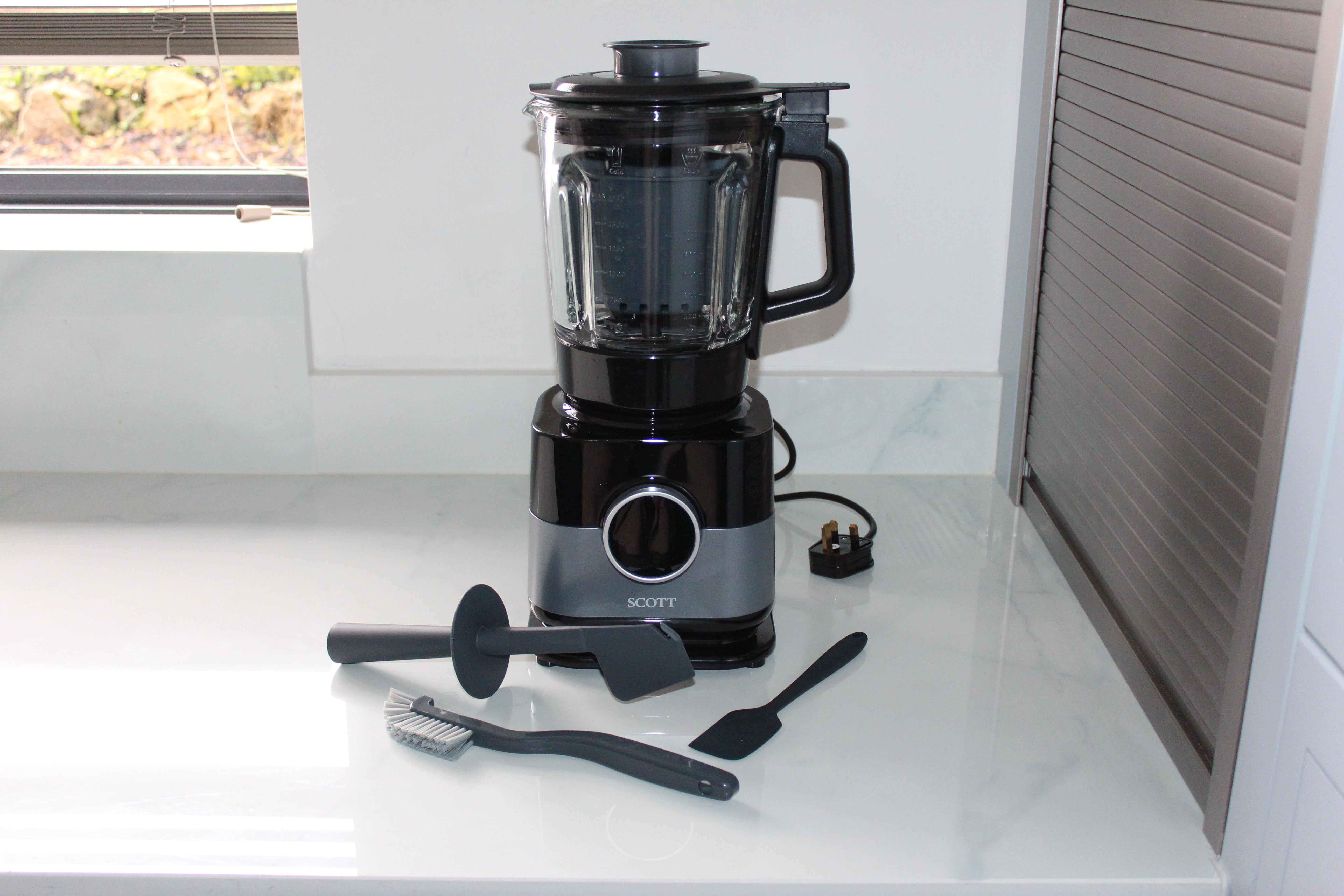 All In One Kitchen Appliance.Scott Simplissimo Chef All In One Cook Blender Review Trusted Reviews