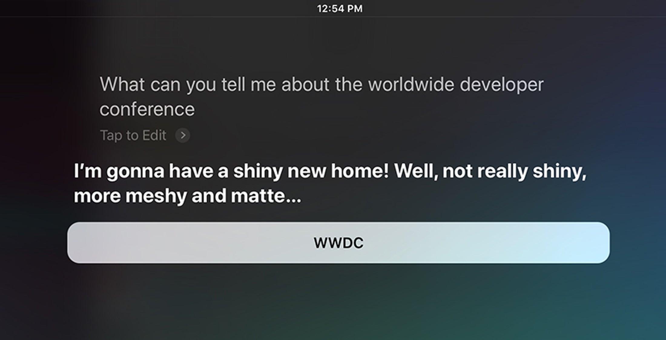 Siri HomePod WWDC - اپل از صدای جدید سیری در کنفرانس WWDC 2018 رونمایی می کند