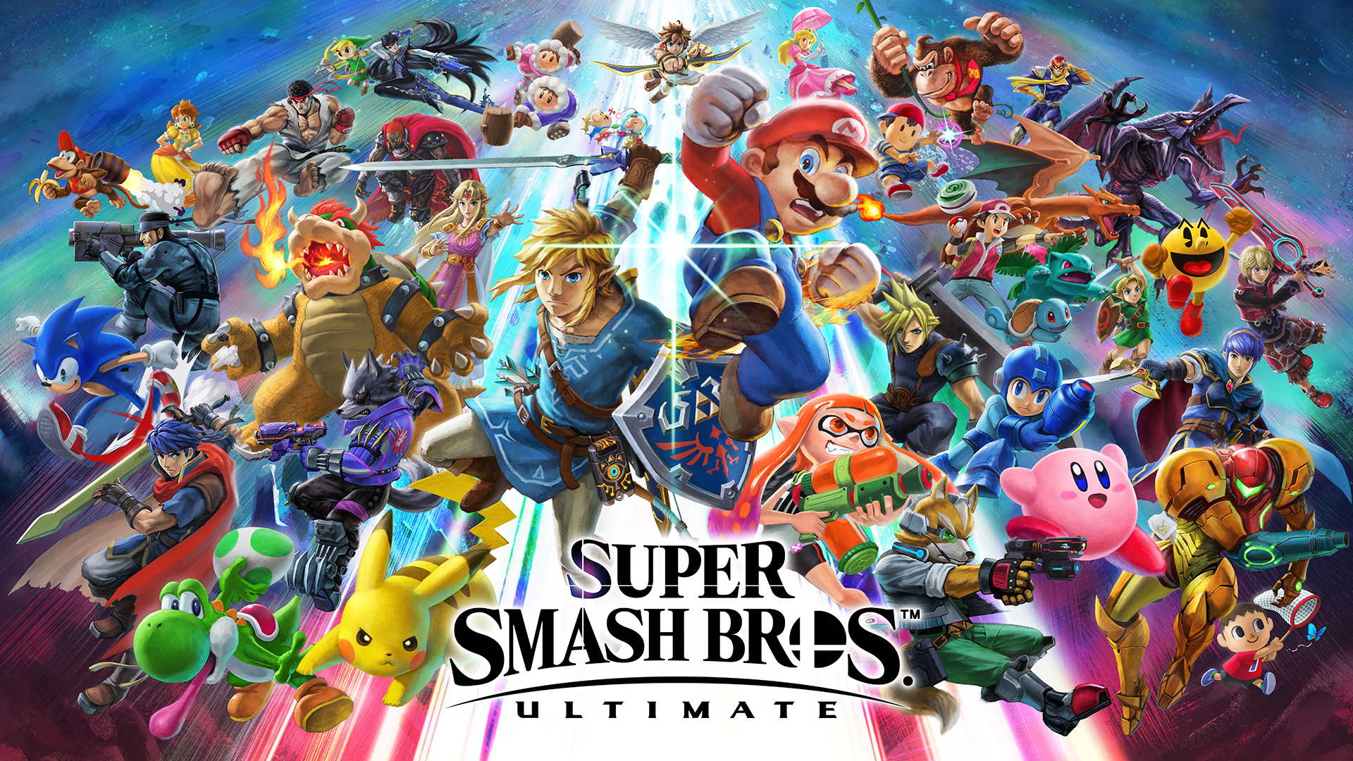Super Smash Bros Ultimate Hands On Preview News Trailers And More