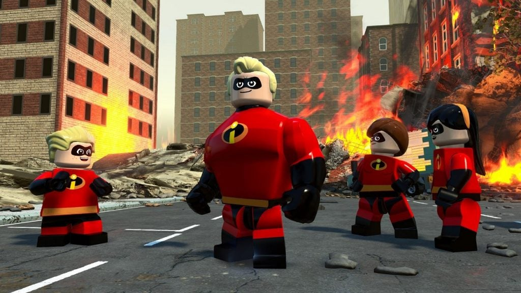 LEGO Incredibles 2