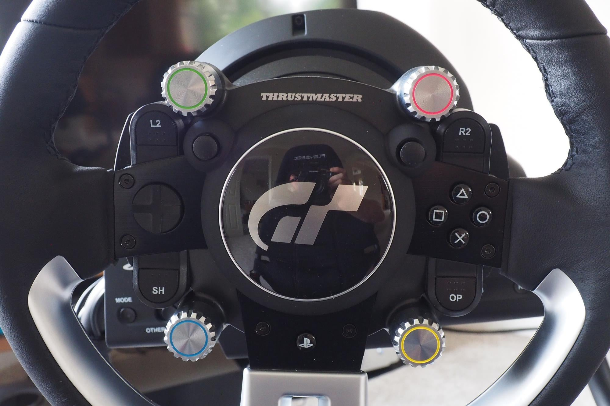 Thrustmaster T-GT Review | Trusted Reviews