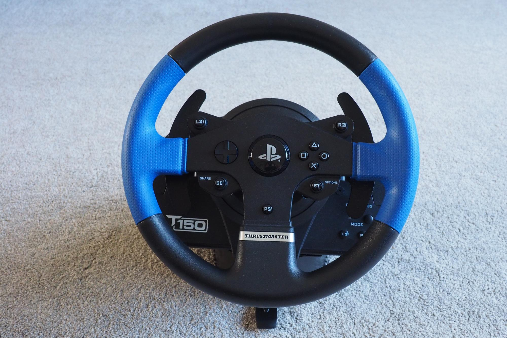 Thrustmaster T150 Pro Review | Trusted Reviews