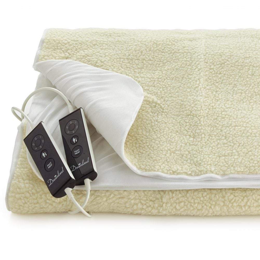 Best Electric Blanket Lakeland Luxury Fleece Ed
