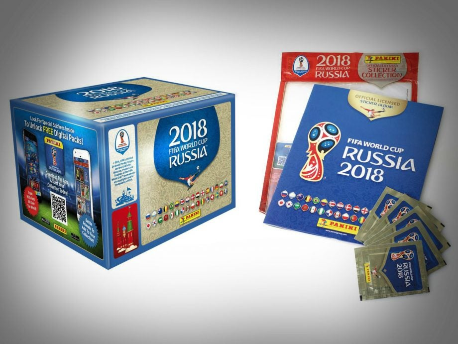 7d64399b5 How to fill your World Cup 2018 sticker book on the cheap