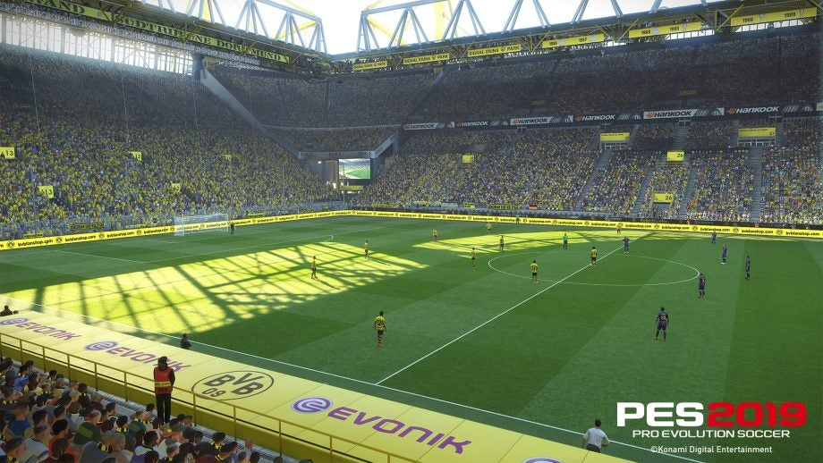 PES 2019 review   Trusted Reviews