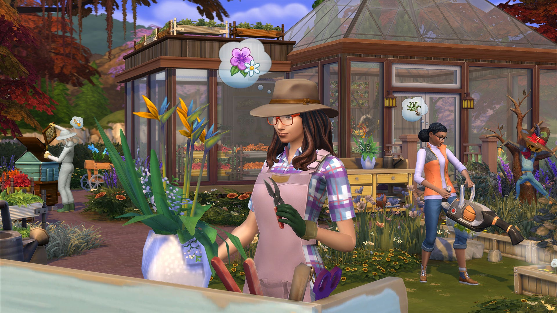 The Sims 4 Seasons Review | Trusted Reviews