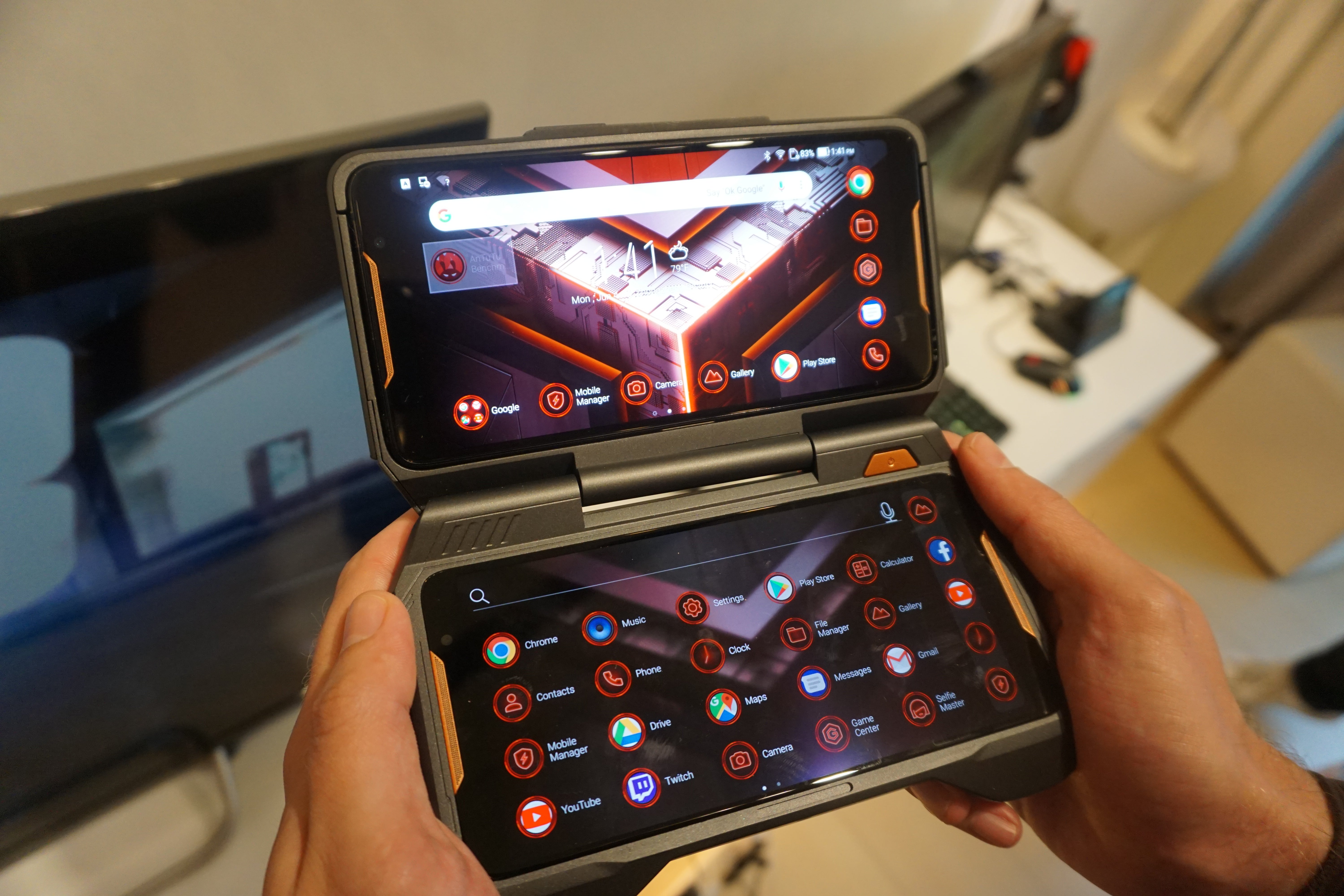 Asus Rog Phone 2 A New Ultimate Gaming Phone Could Arrive