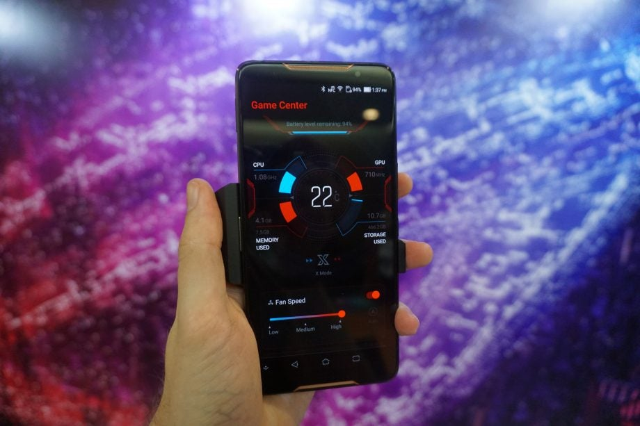 Asus Rog Phone Review The Ultimate Gaming Phone Trusted Reviews