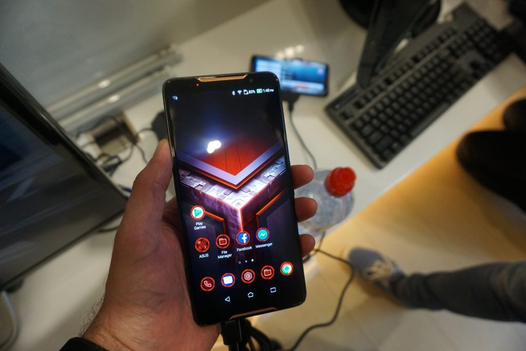 Asus Rog Phone First Look The Ultimate Gaming Phone