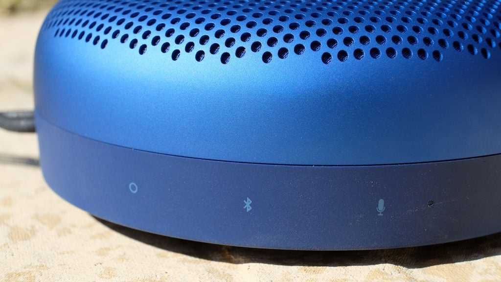 B Amp O Beoplay A1 Review Trusted Reviews
