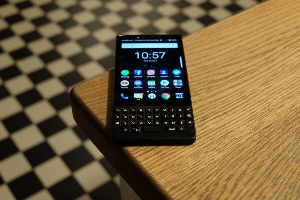BlackBerry Key2 vs KeyOne: Worth the upgrade? | Trusted Reviews