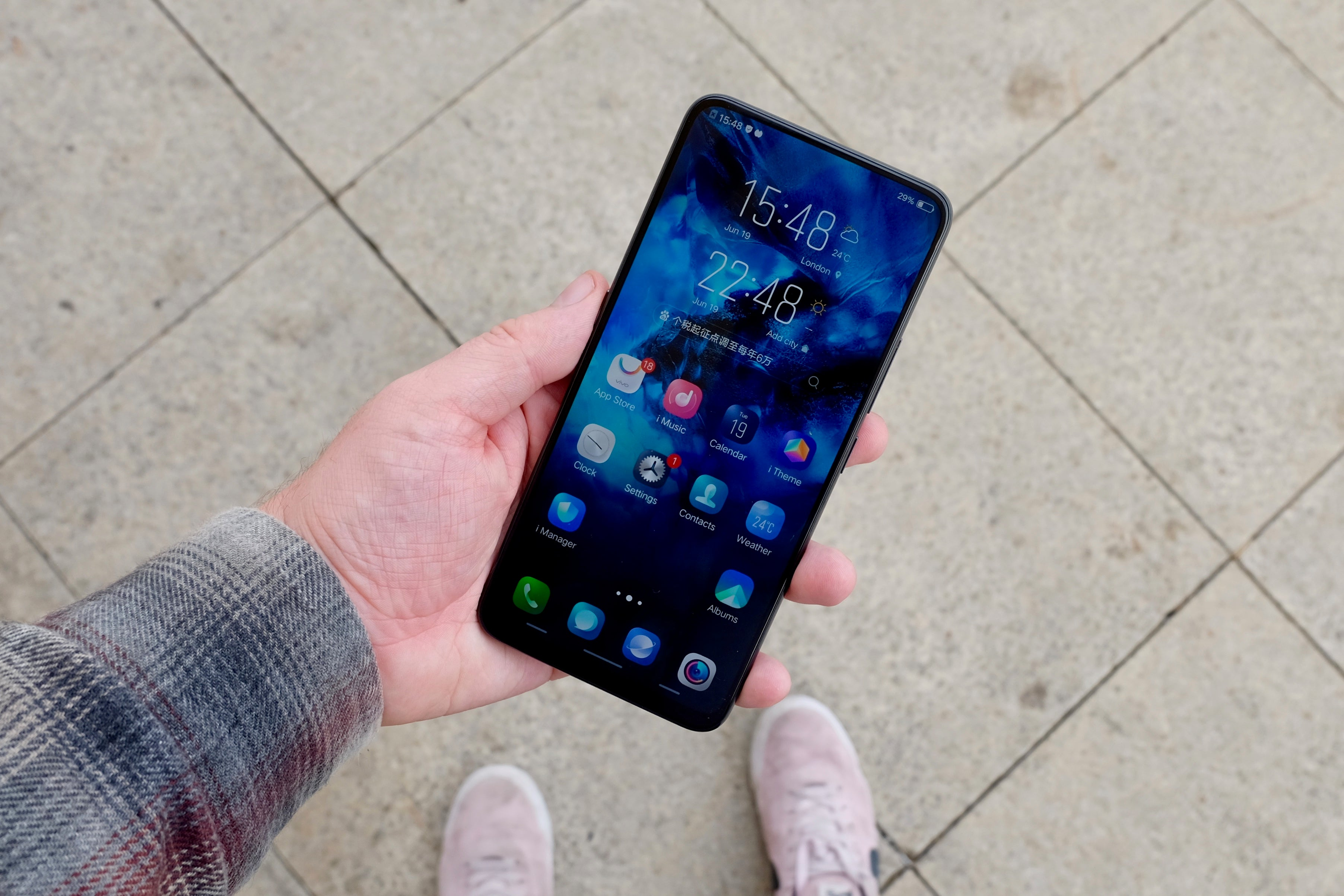 Vivo Nex S – Software and Performance Review | Trusted Reviews
